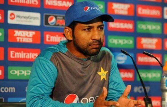 सरफराज अहमद के सपोर्ट में उतरा ये पाकिस्तानी खिलाड़ी, ट्वीट कर कही ये बात 13