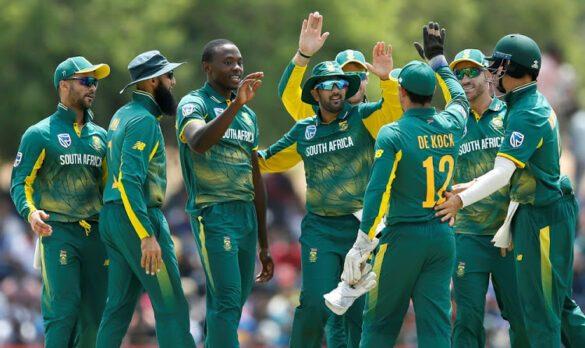 CWC 2019: टूर्नामेंट से पहले स्टेन, नगीडी और कगिसो रबाडा की चोट पर साउथ अफ्रीका ने दिया अपडेट 39