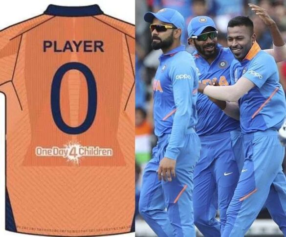 इंग्लैंड के खिलाफ भगवा जर्सी पहनकर उतरेगी टीम इंडिया, लोगों ने सोशल मीडिया पर कही ये बात 78