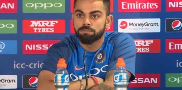 विराट कोहली ने भारतीय प्रशंसको के लिए कहा कुछ ऐसा जीत लिया करोड़ो भारतीयों का दिल 26