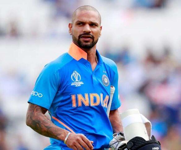 CWC19- माइक हसी ने कहा शिखर धवन के बाहर होने से टीम इंडिया नहीं हुई विश्व कप में कमजोर 33