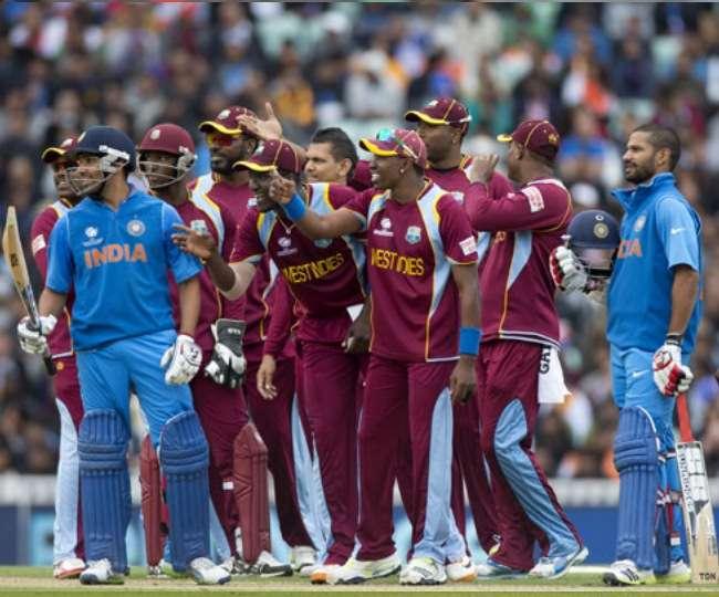 वेस्टइंडीज ने जारी किया भारत दौरे का कार्यक्रम, जाने कब और कहां होंगे कौन से मैच