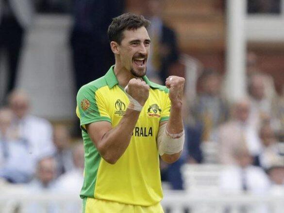ऑस्ट्रेलिया के तेज गेंदबाज मिचेल स्टार्क ने कहा मैच से पहले हुई इस घटना से किया शानदार प्रदर्शन 1