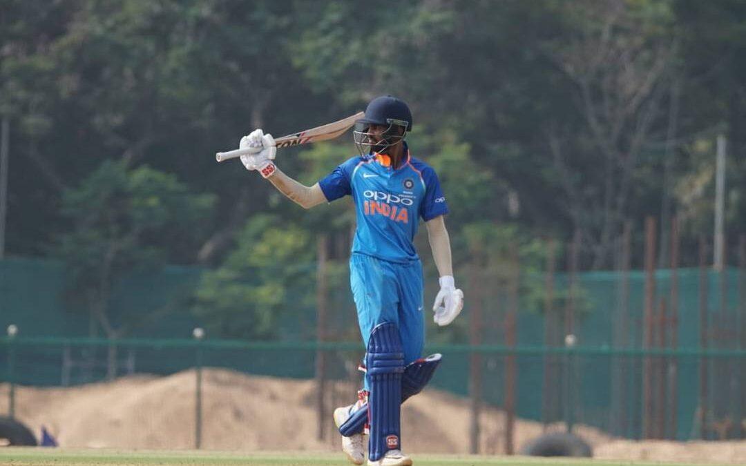 IND A vs SL A: महेंद्र सिंह धोनी के खिलाड़ी के 187 नॉट आउट रनों की बदौलत भारत A ने श्रीलंका को 48 रनों से हराया