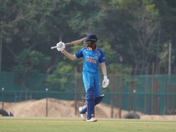 IND A vs SL A: महेंद्र सिंह धोनी के खिलाड़ी के 187 नॉट आउट रनों की बदौलत भारत A ने श्रीलंका को 48 रनों से हराया 43