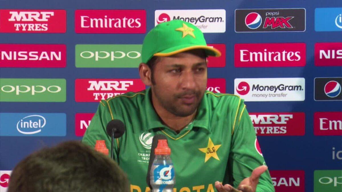 वेस्टइंडीज से बुरी तरह हारने के बाद भी कप्तान सरफराज अहमद खुश, टीम से कहा इसे भूल जाओ
