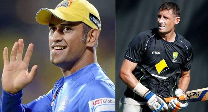 महेंद्र सिंह धोनी के बल्लेबाजी की कोई कमजोरी ऑस्ट्रेलिया की टीम को नहीं बताएँगे माइक हसी