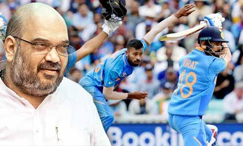एक और सर्जिकल स्ट्राइक: भारत की जीत के बाद अमित शाह और खेल मंत्री ने दी टीम इंडिया को बधाई 3