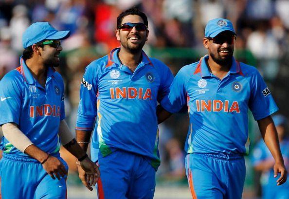 1983 से 2019 तक देखें कब और कैसा रहा भारतीय टीम की जर्सी का रंग और खासियत 9