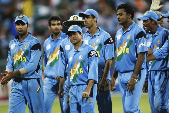 1983 से 2019 तक देखें कब और कैसा रहा भारतीय टीम की जर्सी का रंग और खासियत 7