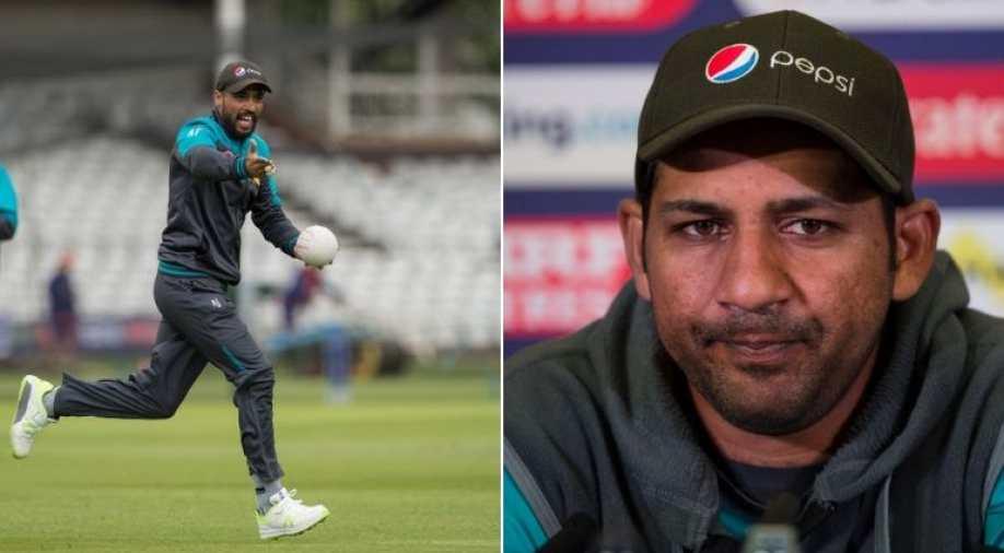 CWC19- वेस्टइंडीज के खिलाफ मिली शर्मनाक हार के बाद मोहम्मद आमिर ने कप्तान सरफराज को दे डाला ये सलाह