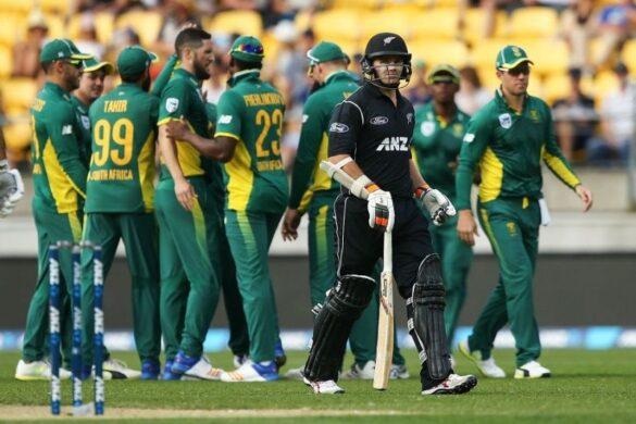 WORLD CUP 2019: SA vs NZ: स्टैट्स प्रीव्यू:  न्यूजीलैंड और दक्षिण अफ्रीका के मैच में बन सकते हैं यह अहम रिकार्ड्स 4