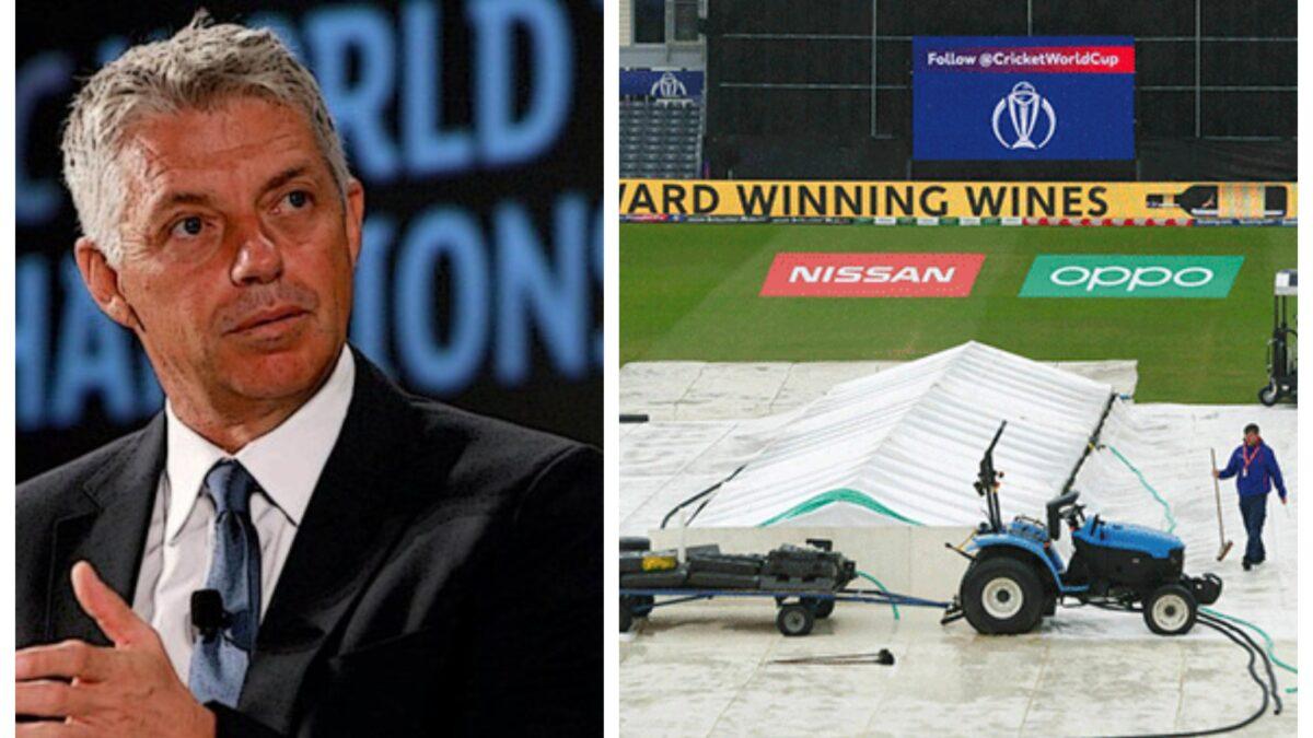 विश्व कप 2019 में लगातार मैच रद्द होने की वजह से आईसीसी ने बना डाला बेहद शर्मनाक रिकॉर्ड