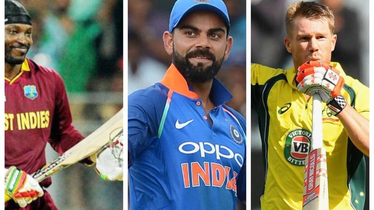 विश्व के 5 ऐसे बल्लेबाज जो जरूरत पड़ने पर करते हैं मैदानों पर छक्कों की बारिश