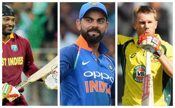 विश्व के 5 ऐसे बल्लेबाज जो जरूरत पड़ने पर करते हैं मैदानों पर छक्कों की बारिश 30