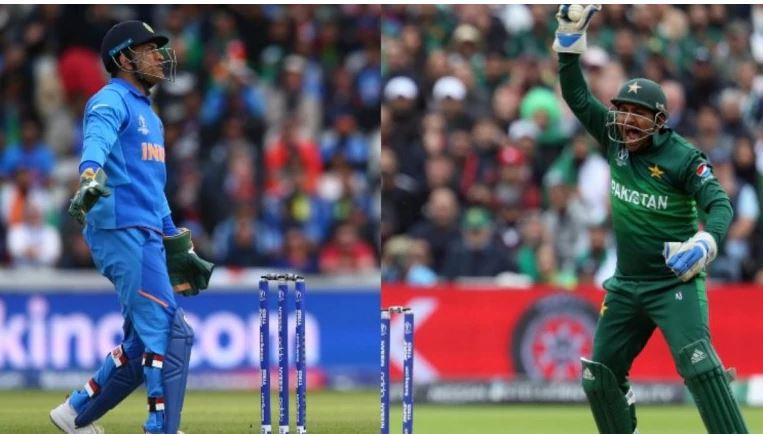 महेंद्र सिंह धोनी या सरफराज अहमद, आईसीसी ने पूछा किसका कैच सबसे बेहतर? फैंस ने दिया यह जवाब