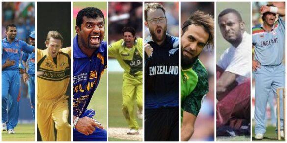 इन खिलाड़ियों ने अपने देश के लिए विश्व कप में लिए हैं सबसे ज्यादा विकेट, लिस्ट में 2 भारतीय 27
