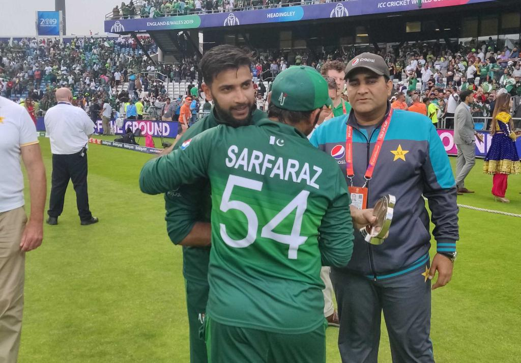 WORLD CUP 2019: PAK vs AFG: अफगानिस्तान के खिलाफ मिली जीत के बाद भारतीय टीम से जताई सरफराज अहमद ने यह उम्मीद 1