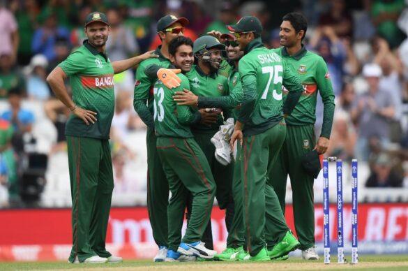 इंग्लैंड के खिलाफ इन 11 खिलाड़ियों के साथ उतर सकती है बांग्लादेश की टीम 23