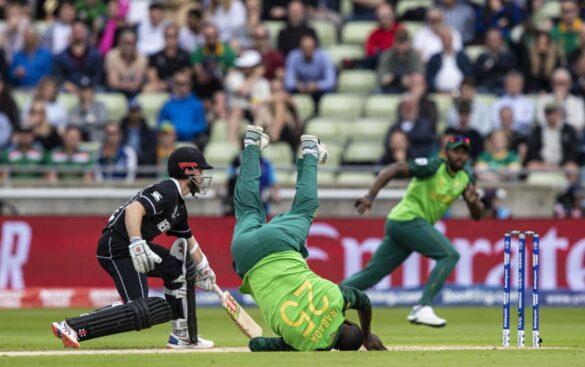 WORLD CUP 2019: SA vs NZ: रोमांचक मुकाबलें में न्यूजीलैंड ने दक्षिण अफ्रीका को 4 विकेट से हराया, देखें मैच का पूरा स्कोरकार्ड 32