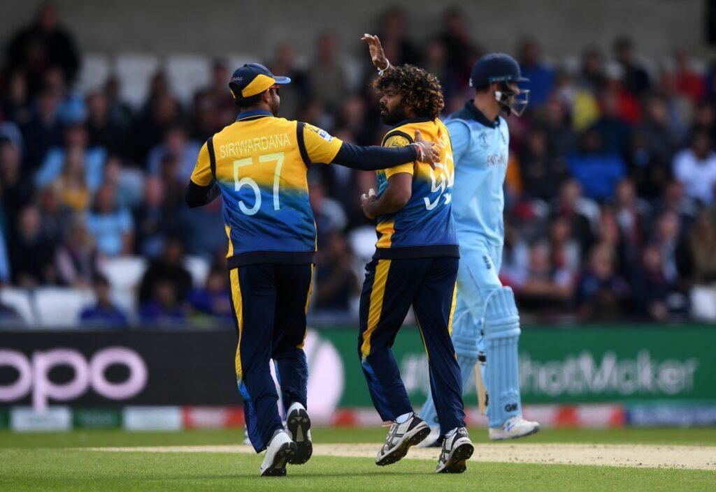 'मैन ऑफ़ द मैच' लसिथ मलिंगा ने बताई वो योजना, जिसके चलते इंग्लैंड को कर दिया 212 रनों पर आउट 2