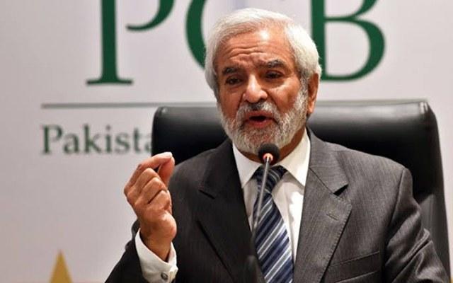 पाकिस्तान क्रिकेट बोर्ड के चेयरमैन एहसान मनी ने कहा, भारत की धरती पर खेलना जोखिमभरा