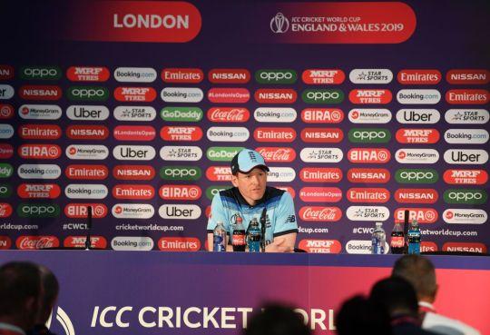 CWC19- ऑस्ट्रेलिया से मिली हार के बाद इंग्लिश कप्तान ने दी ओएन मोर्गन और बेन स्टोक्स की चोट पर अपडेट 2