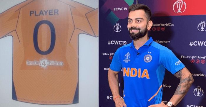 1983 से 2019 तक देखें कब और कैसा रहा भारतीय टीम की जर्सी का रंग और खासियत 11