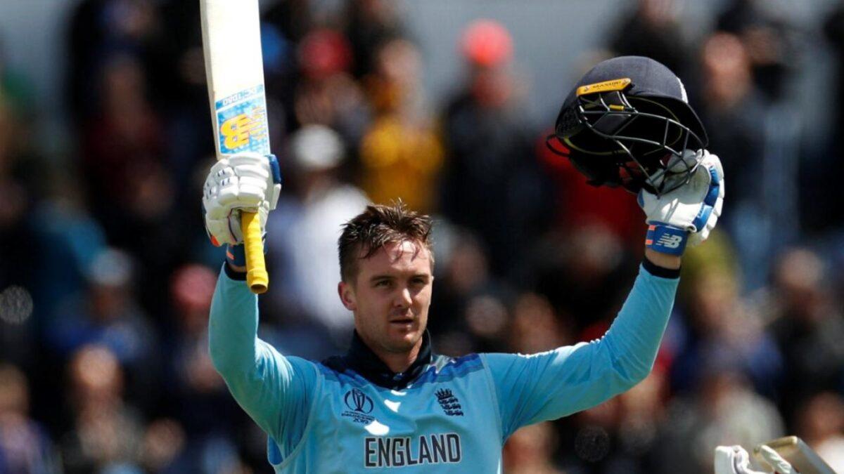 WORLD CUP 2019: इंग्लैंड के लिए अच्छी खबर चोटिल जेसन रॉय हुए फिट घोषित