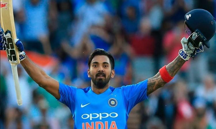 सचिन तेंदुलकर, वीरेंद्र सहवाग और धोनी नहीं इस खिलाड़ी को अपना आदर्श मानते हैं के एल राहुल