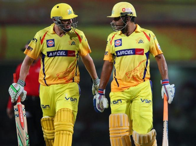 महेंद्र सिंह धोनी के बल्लेबाजी की कोई कमजोरी ऑस्ट्रेलिया की टीम को नहीं बताएँगे माइक हसी 2