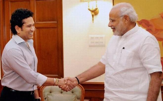 सचिन तेंदुलकर ने पीएम नरेंद्र मोदी के इस कदम की जमकर की सराहना