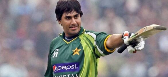 पाकिस्तानी बल्लेबाज