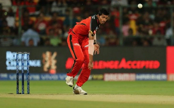 साउथ अफ्रीका के खिलाफ मैच से पहले भारतीय टीम से जुड़ने इंग्लैंड रवाना हुए नवदीप सैनी 2