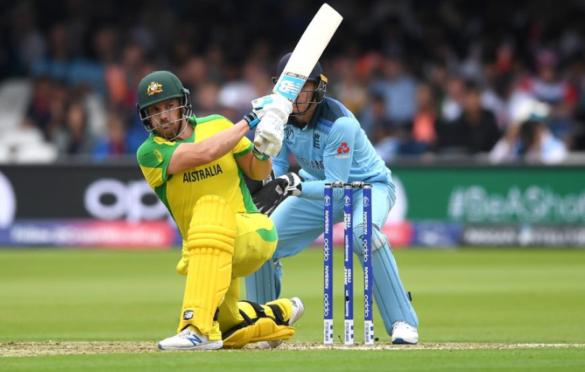 WORLD CUP 2019: ENG vs AUS: स्टैट्स: मैच में बने 14 बड़े रिकॉर्ड, एरोन फिंच ने की रिकार्ड्स की बारिश 31