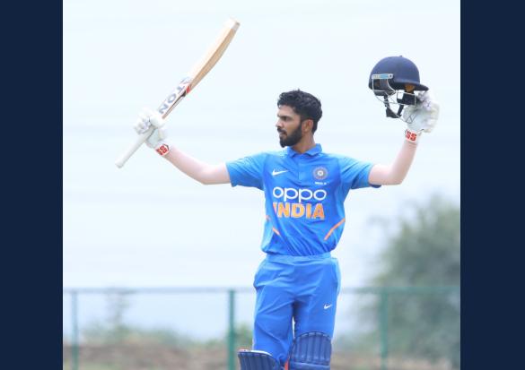 IND A vs SL A: महेंद्र सिंह धोनी के खिलाड़ी के 187 नॉट आउट रनों की बदौलत भारत A ने श्रीलंका को 48 रनों से हराया 1