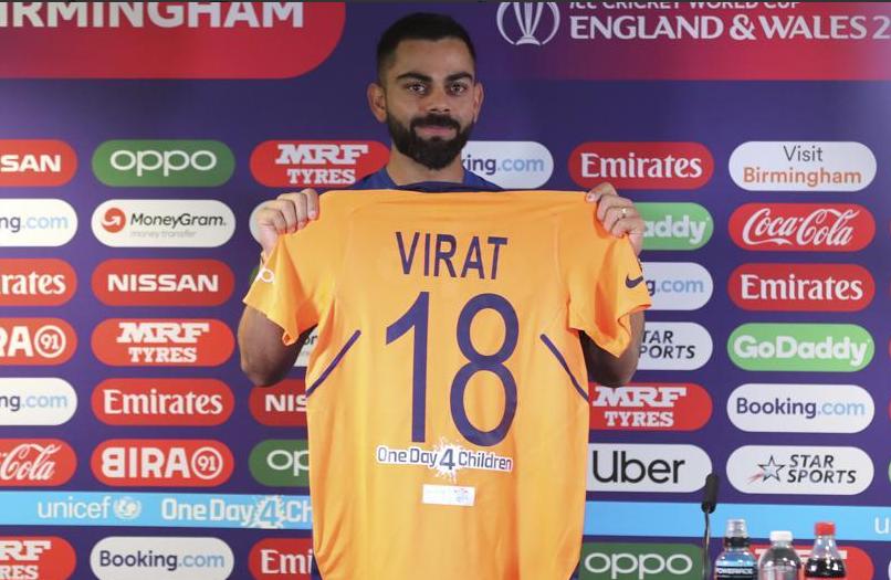 WORLD CUP 2019: इंग्लैंड का प्रदर्शन देख हैरान हुए विराट कोहली मैच से पहले कही ये बात 2