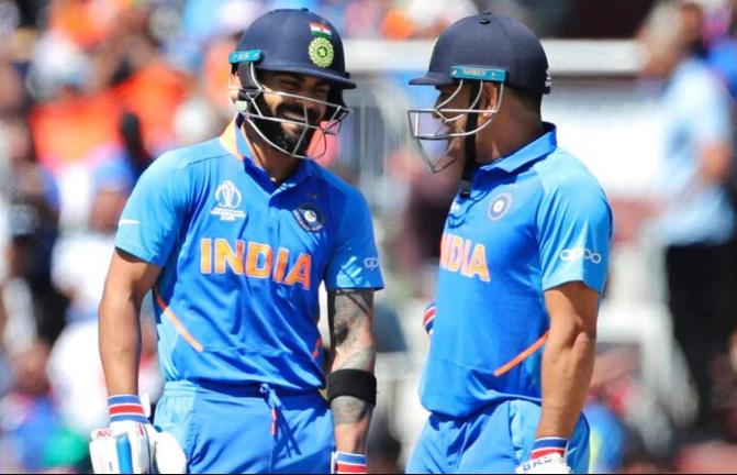 CWC 2019: इंग्लैंड के खिलाफ मैच से पहले धोनी के आलोचकों पर भड़के विराट कोहली, बताया टीम में उनका रोल
