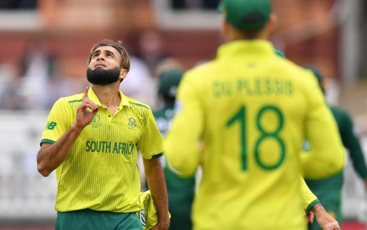 WORLD CUP 2019: PAK vs SA: स्टैट्स: मैच में बने कुल 8 बड़े रिकॉर्ड, इमरान ताहिर और हैरिस सोहेल ने हासिल की विशेष उपलब्धि 2