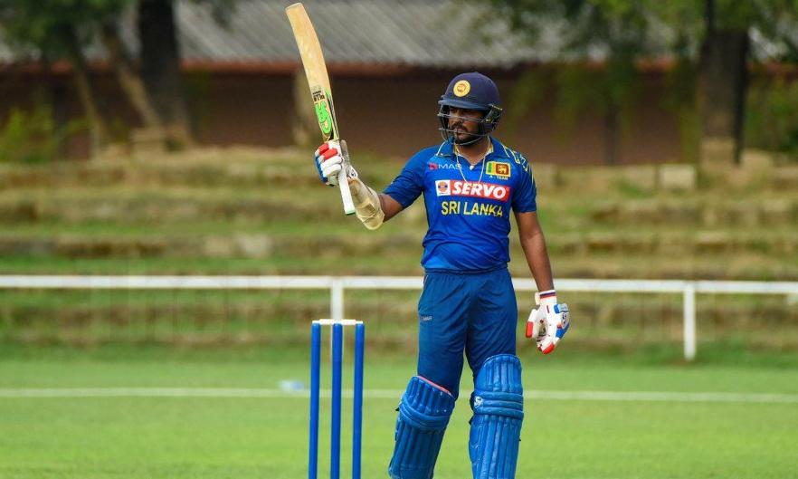 IND A vs SL A: महेंद्र सिंह धोनी के खिलाड़ी के 187 नॉट आउट रनों की बदौलत भारत A ने श्रीलंका को 48 रनों से हराया 2