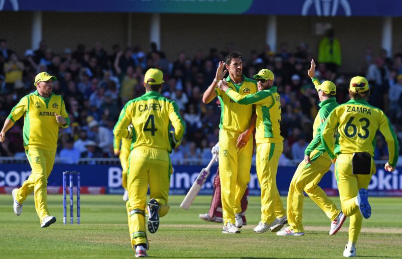 CWC19- ऑस्ट्रेलिया की जीत के बाद बदला सेमीफाइनल का समीकरण, अब ये 4 टीम कर रही क्वालीफाई 1