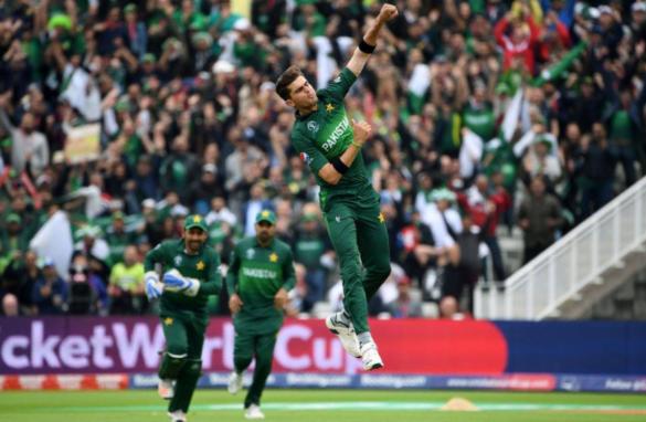 CWC 2019, NZvsPAK: शाहीन अफरीदी की गेंदबाजी देख भारतीय क्रिकेटर समेत दूसरे दिग्गज भी हुए फैन 41