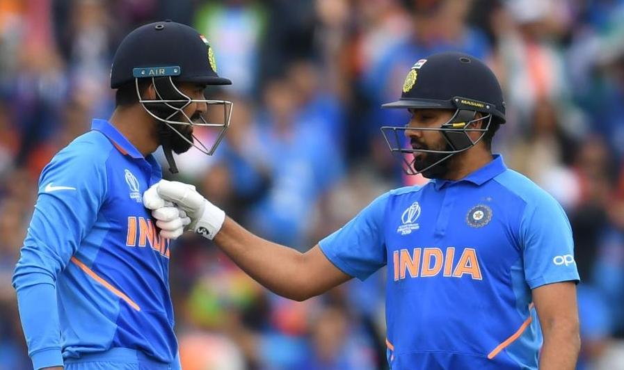 रोहित शर्मा का खुलासा, पाकिस्तान के खिलाफ केएल राहुल ने क्यों खेली पहली गेंद