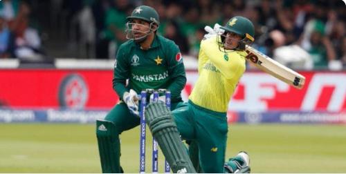 PAKvsSA : पाकिस्तान ने साउथ अफ्रीका को 49 रन से हराया, देखें मैच का पूरा स्कोरकार्ड 2