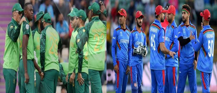 AFGvsSA :  मैच में बने 7 रिकॉर्ड, इमरान ताहिर और डी कॉक ने बनाए कई शानदार रिकॉर्ड 1