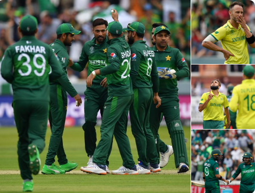 PAKvsSA : पाकिस्तान ने साउथ अफ्रीका को 49 रन से हराया, देखें मैच का पूरा स्कोरकार्ड