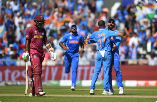 WORLD CUP 2019: भारत से मिली हार के बाद वेस्टइंडीज के इस स्टार खिलाड़ी पर आईसीसी ने लगाया बड़ा जुर्माना, ये रही वजह