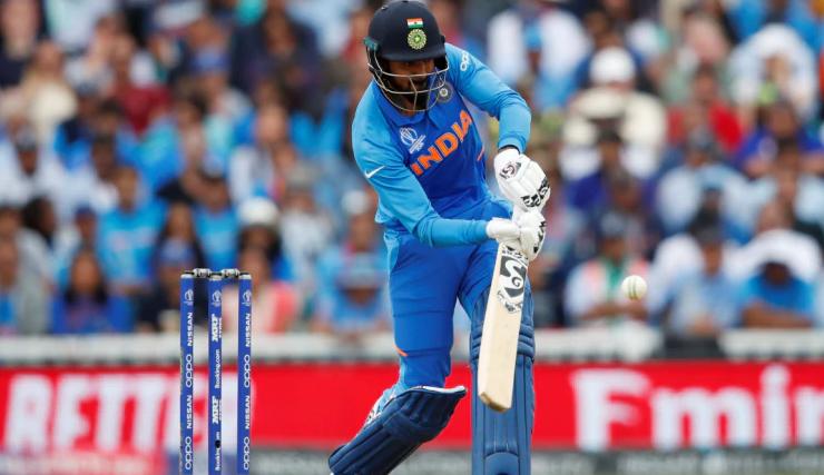 रोहित शर्मा का खुलासा, पाकिस्तान के खिलाफ केएल राहुल ने क्यों खेली पहली गेंद 1