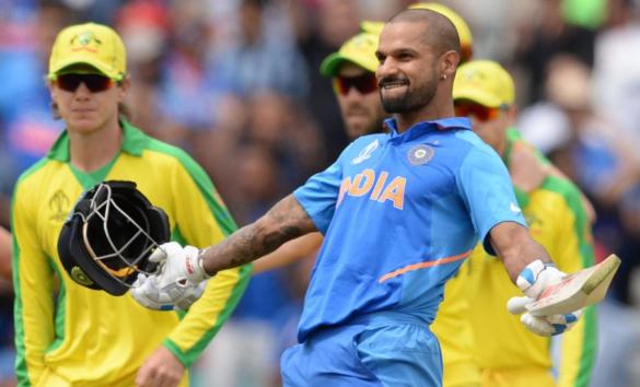 WORLD CUP 2019: सचिन तेंदुलकर चाहते हैं जल्द ही शिखर धवन तोड़ दें उनका यह विश्व रिकॉर्ड 44