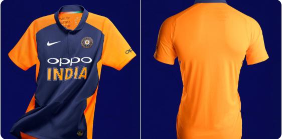 जाने क्यों भारतीय टीम ने नई जर्सी के लिए भगवा (ऑरेंज) कलर को ही चुना? 3
